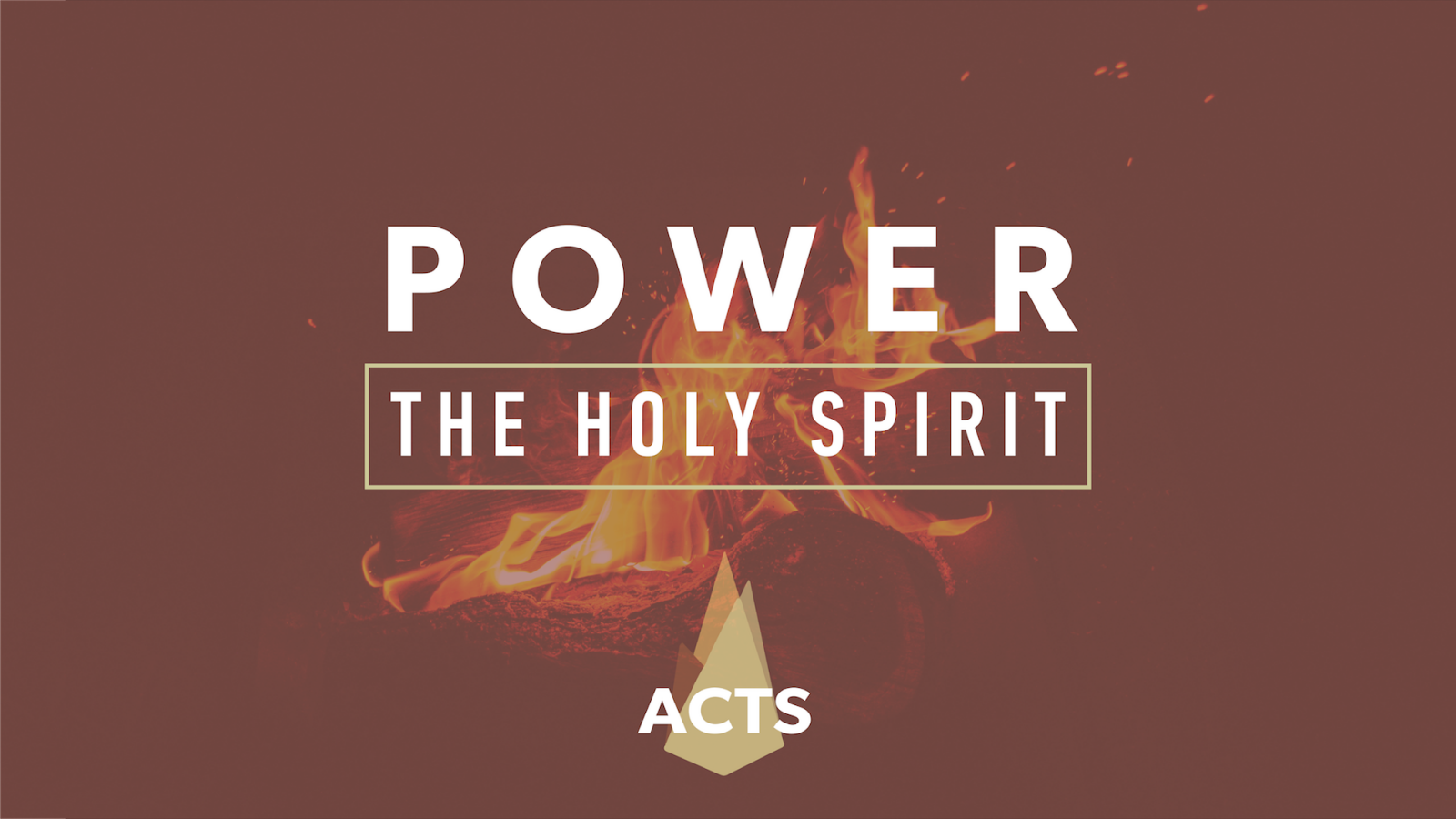 Power: The Holy Spirit